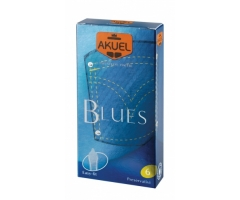 Akuel Blues Classico 6pz Farmacia