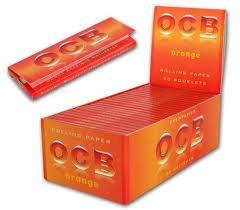 Cartina OCB Orange Corta x 50pz