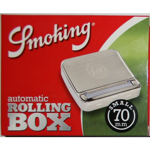 Cigarette Rolling Box Smoking Corta x 6pz