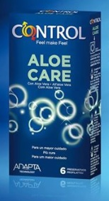 Control Aloe Care 6pz Farmacia