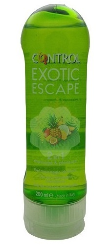 Control 2in1 Massage & Pleasure Exotic Escape