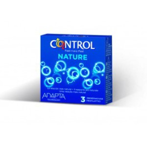 Control Nature 3pz Tabaccheria