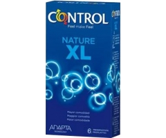Control Nature XL 6pz Farmacia