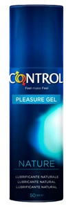 Control Pleasure Gel Nature