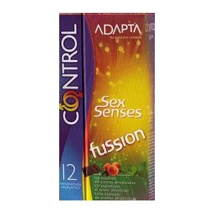 Control Sex Senses Fussion 12pz Farmacia