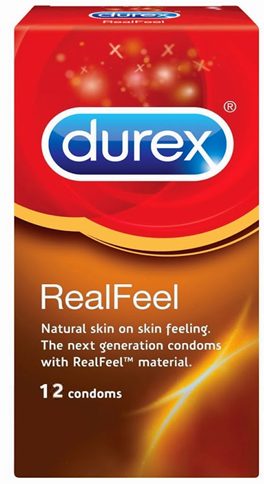 Durex Real Feel senza lattice 12pz Farmacia