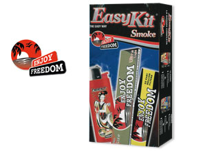 Kit Enjoy Freedom (Cartina + Filtri + Accendino)x192pz + Omaggio
