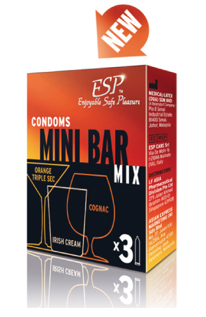 ESP Mini Bar Mix 3pz