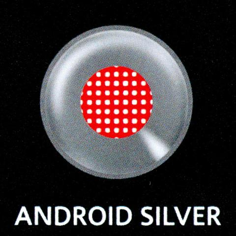 Daily Android Metallic