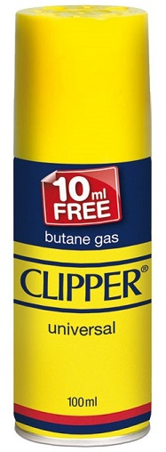 Gas Universale Clipper bomboletta da 100ml