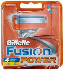 Gillette Fusion Power x 4pz