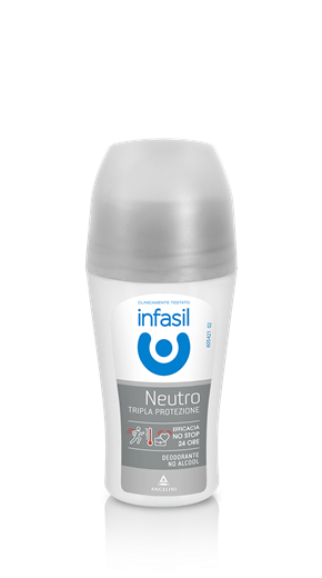 Infasil Neutro Tripla Protezione Roll-On Deodorante 50ml