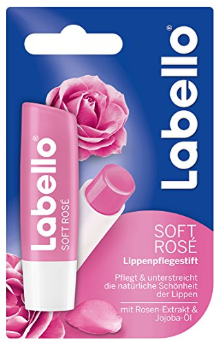 Labello Soft Rosè x 1pz