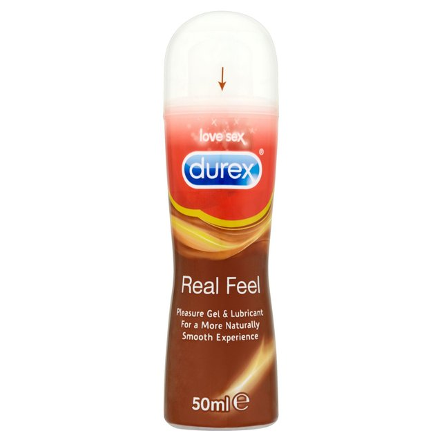 Durex Real Feel Pleasure Gel