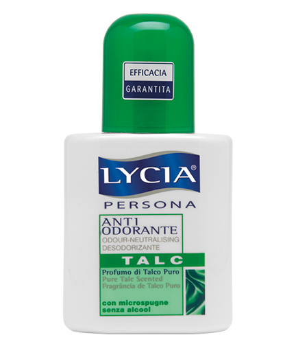 Lycia Persona Talc No Gas Anti Odorante 75ml