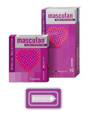 Masculan Double Protection 3pz