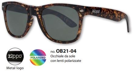 scegli il più recente ultimo stile scaricare la consegna Occhiali da Sole Zippo Polarizzati OB21-04 x 1pz : Ingrosso ...