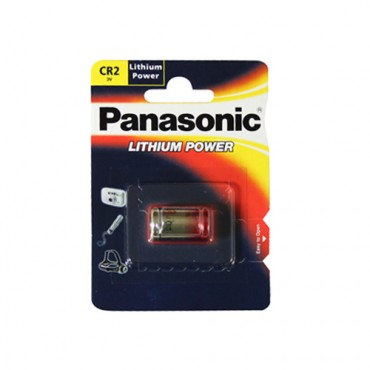 Panasonic DL2 - CR2 Lithium 3V Blister da 1pz