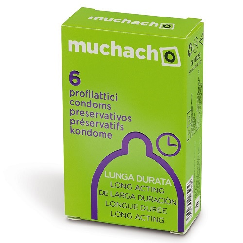 Muchacho Long Acting Ritardante 6pz