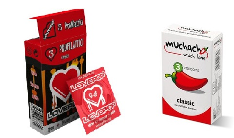 Kit Mix 24 Lovepop 3pz Tabaccheria + 20 Muchacho 3pz Tabaccheria
