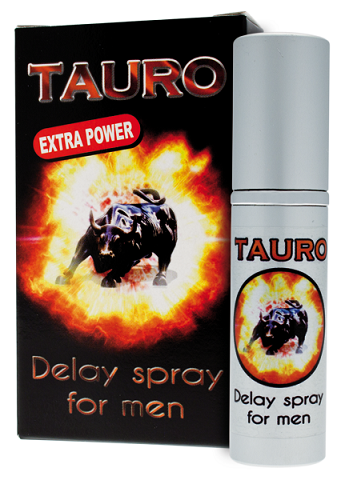 Tauro Spray Ritardante Eiaculazione 5ml x 1pz