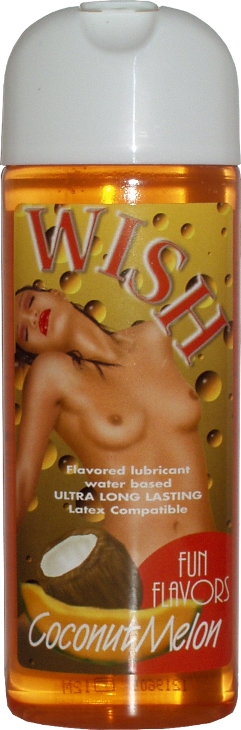 Wish Fun Flavors Cocco & Melone by Intimateline